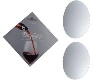 DropStop®  Tropfschutz Weinausgießer Weinflaschenausgießer  2-er CD-Karte