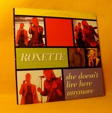 Cardsleeve Single cd Roxette She doesn't live here anymore 2TR 1995 pop