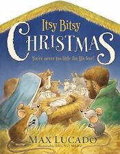 Itsy Bitsy Christmas: You're Never Too Little for His Love (Board Book)