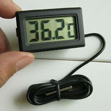 Mini Indoor and outdoor External electronic Body aquarium Room thermometer