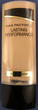 Max Factor Lasting Performance Touch-proof Foundation, 105 Soft Beige.