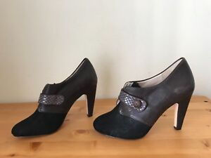 Anthropologie Plenty by Tracy Reese REANNA Womens 6.5M  leather pumps