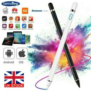 Stylus Pen for Touch Screens Digital Active Pencil Fine Point for IOS/Android