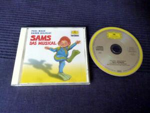 CD Paul Maar Rainer Bielfeldt SAMS Das Muscial Deutsche Grammophon KINDER Lieder