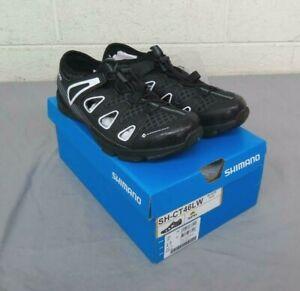 Shimano SH-CT46LW CLICK'R SPD Casual Vented Bike Shoes US 5.2 EU 38 NEW $85