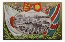 Japanese Posted Collectable Exhibition Postcards