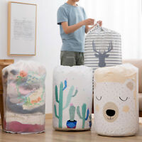 Foldable Storage Bag Clothes Blanket Quilt Closet Sweater Organizer Box Pouch ME