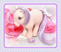 ❤️My Little Pony MLP G1 Vtg 1982 Blossom Original COMB Collectors Pose Concave❤️