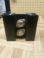 Sony Str-6055 Heatsink With Outputs