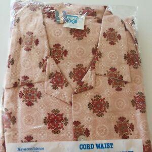 Vintage Brand X Mens XL Extra Large Flannelette Pyjama Set Long Sleeve Pants New
