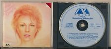 Frida - There Something's Going On, Blue Face, West Germany, Non-Target, Rare CD
