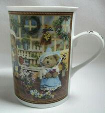 Boyds Bears Collectors Mug - Bears 'n' Blooms - Danbury Mint