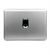 Sticker / Autocollant / Décalque - Tête Batman -  Apple MacBook - Ordinateur