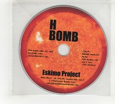 (GV448) H Bomb, Eskimo Project - 2009 DJ CD