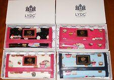 LYDC Designer Cupcake Print Purse with Gift Box