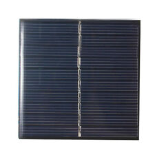 DIY Solar Panel Module System for Cells Phone Charger 5V 0.8W 160MA 80X80mm