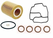 For BMW MANN Oil Filter Kit+Ajusa Oil Filter Stand Gasket+Vanos Seals