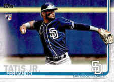 New listing 2019 TOPPS SERIES 2 COMPLETE SET #351-700 FERNANDO TATIS PETE ALONSO MISSING 602