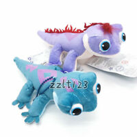 2PCS Bruni Salamander lizard Fire Spirit 15CM Plush Doll #fz