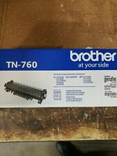 Brother TN760  Black Toner Cartridge for use in HL-L2370DW; Yields approx. 3,000