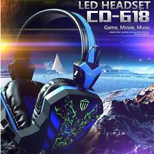Markenlose Computer-Headsets mit Kopfbügel für Ohrhörer