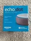 BRAND NEW Amazon Echo Dot (3rd Generation) Smart Speaker - Plum