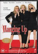 HANGING UP - MEG RYAN - NEW & SEALED REGION 4 DVD - FREE LOCAL POST