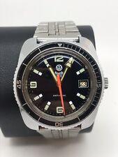 Volkswagen Audi Original Vintage Diver Antichoc Working Rare Wristwatch