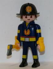 Playmobil Fireman Figure With Axe helmet and gloves Mystery Series 12 9241 NEW