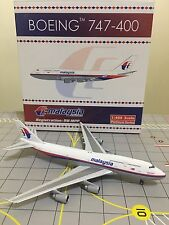 Phoenix 1:400 10607 Malaysia Airlines Boeing 747-400 9M-MPP