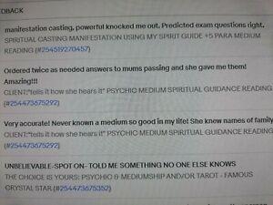 SPIRITUAL CASTING THROUGH SPIRITUAL HEALING USING MY PSYCHIC MEDIUMSHIP/GUIDES