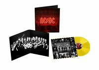 AC/DC - POWER UP - YELLOW - LP - PREORDER FROM 13 - 11