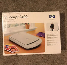 HP SCANJET 2400 FLATBED SCANNER  - New - Open Box