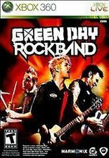 Green Day: Rock Band USED SEALED (Xbox 360) **FREE SHIPPING!!