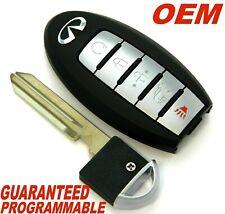 Fits Infiniti TWB1U624 OEM 4 Button Key Fob