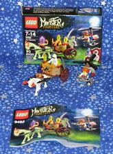 The Mummy Lego Monster Fighters 9462 Complete Play Set with Box 90 Pieces
