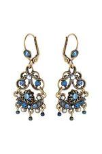 Michal Negrin Dangle Earrings 12754 Drop/Dangle blue #100127541019