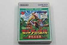 NINTENDO GAME BOY THE LEGEND OF ZELDA LINK'S AWAKENING COMPLETO NTSC JAPAN