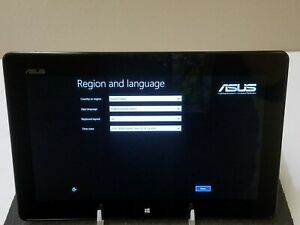 Asus VivoTab RT TF600T 64GB Tablet Used Tested Working Great Condition