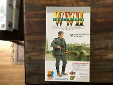 """Dragon WWII Heer Infantry Private """"Bruno"""" Army Group A France 1940"""
