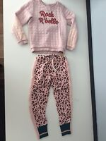 scotch r belle Tracksuit 2 Piece Set Jumper & Bottoms Age 6 Years Size 116 Vgc