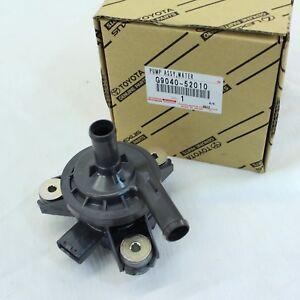 Genuine OEM Toyota Prius Highlander hybrid Water Pump W/Motor Pump G9040-52010