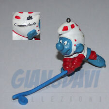 PUFFO PUFFI SMURF SMURFS PROMOTIONAL CO010 2.0032 Ice Hockey Commerzbank WHITOUT