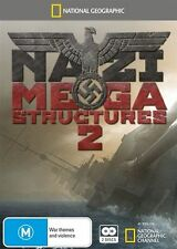National Geographic: Nazi Megastructures 2 NEW R4 DVD