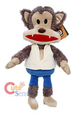 "Paul Frank Werewolf  Wolf  Plush Doll Soft Stuffed Toy -12""  Licensed"