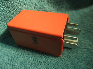 SHIPS SAME DAY! Saab 4109070 Lamp Control Relay  Bulb Check 5GK005675-01