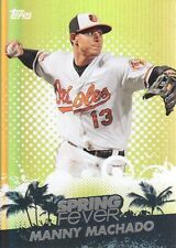 2013 Topps Manny Machado #9 Baseball Card