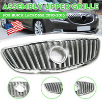 US Front Upper Grill Grille Insert Chrome For Buick LaCrosse 2010 2011 2012 2013