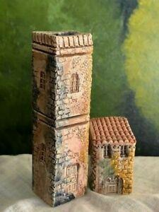 Gault Miniature Provence Buildings