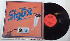62DSiouxFritz Schnitzel in Südamerika(LP C 121 301) Austrian pressing LP